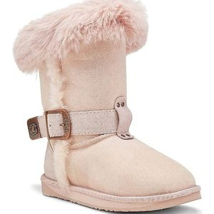 Australia lux collective toddler girls boots size 7 bnwt